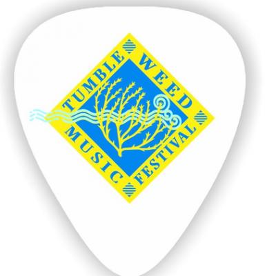 TMF Generic Logo Guitar Pick
