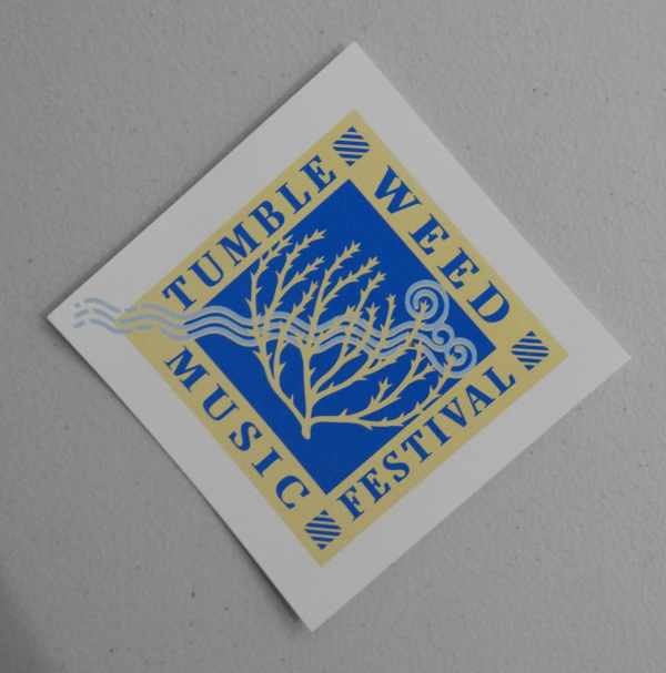 TMF Generic Logo Sticker