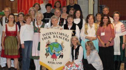 International Folk Dancers of Richland