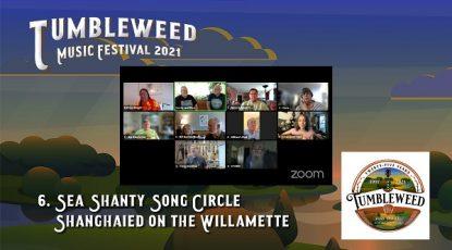 TMF 2021 Workshop #6 Sea Shanty Song Circle