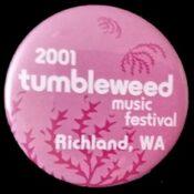 TMF 2001 Button