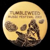 TMF 2003 Button