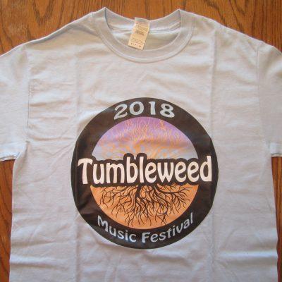 TMF 2018 Regular Cut Blue T-Shirt