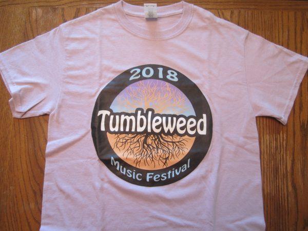 TMF 2018 Regular Cut Lavender T-Shirt
