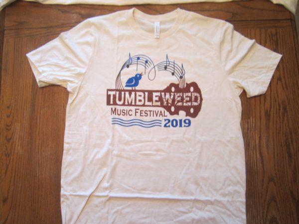 TMF 2019 Regular Cut Tan T-Shirt