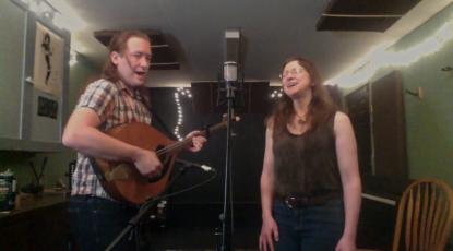 Alice Winship - Steamboat Comin' - Laura Bassett Alex Sturbaum