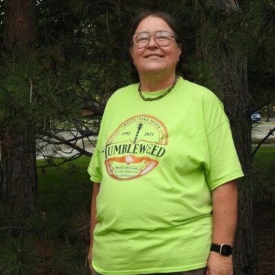 TMF 2021 Standard Cut Green T-shirt
