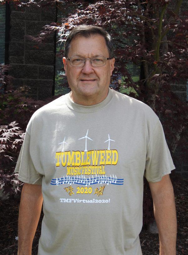 TMF 2020 Standard Cut Tan T-shirt