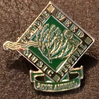 TMF 25th Annual Pin