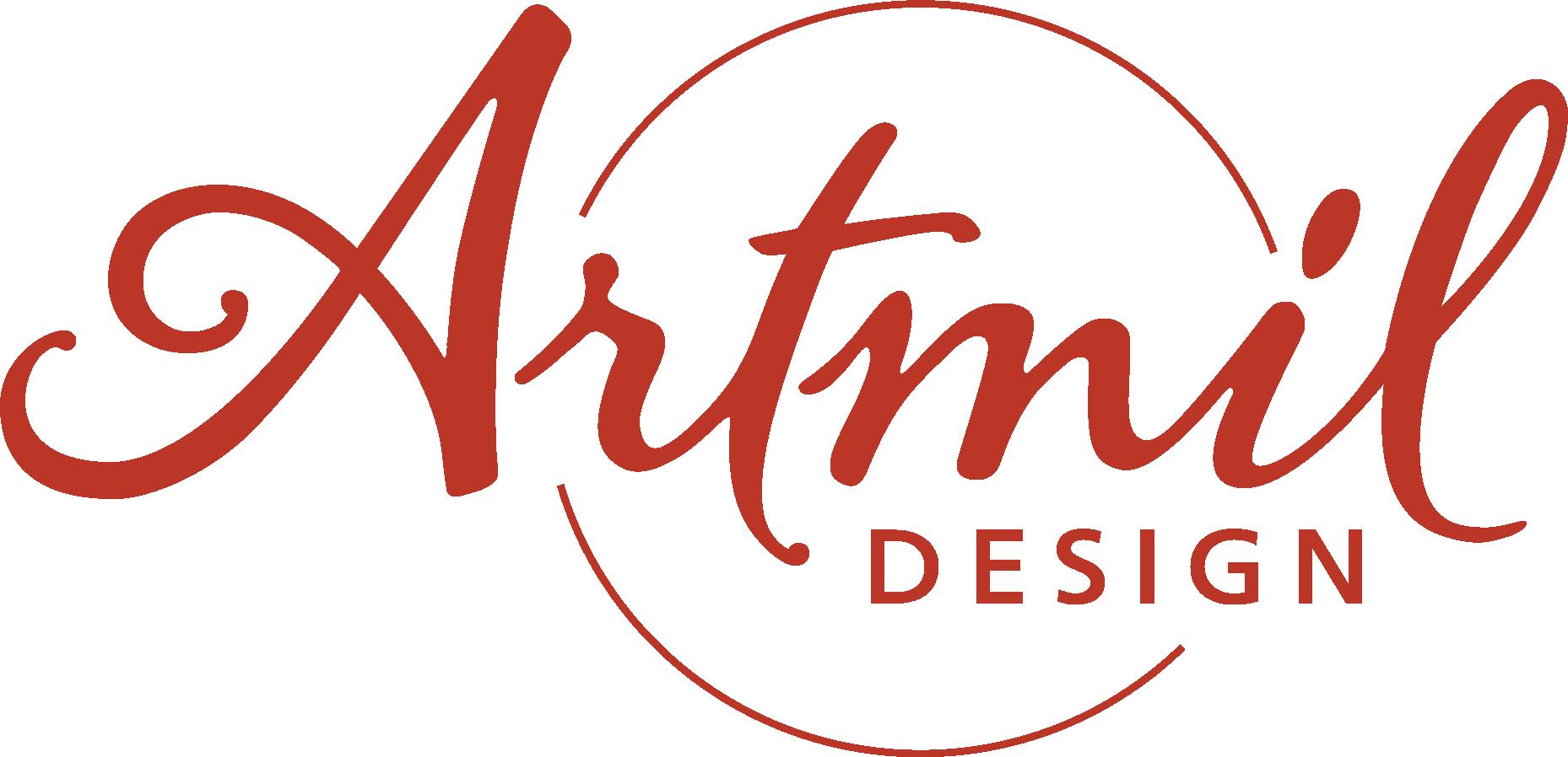 Artmil Design Logo